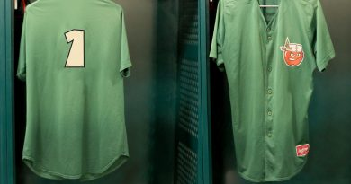 Authentic, Game-Worn TinCaps Jerseys Up For Auction