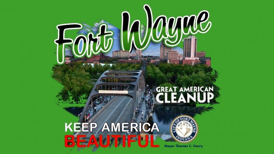 waynedale great american cleanup ne indiana fort wayne news. Black Bedroom Furniture Sets. Home Design Ideas