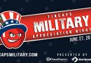 TinCaps Continue Tradition With Military Appreciation Night