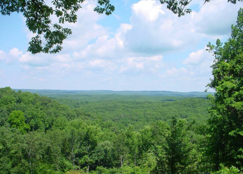 Brown County State Park Launches Auto Tour