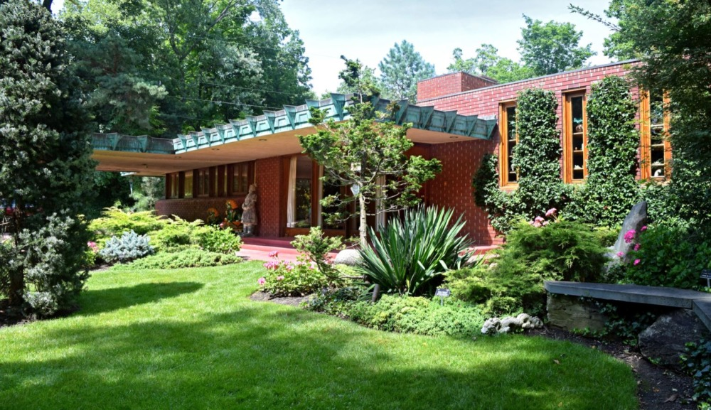 $1 Million To Fund Restoration At Frank Lloyd Wright-Designed Home In West Lafayette